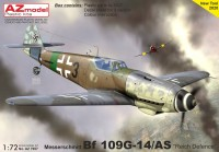AZ7657 Bf 109G-14/AS Reich Defence