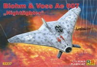 "92237 Blohm and Voss Ae 607 ""Nightfighter"""