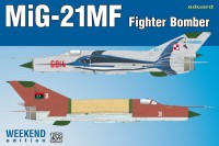 7451 MiG-21MF Fighter-Bomber