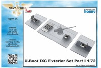 U-Boot IX Exterior Set Part I