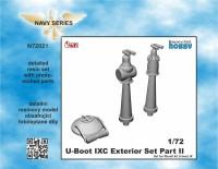 U-Boot IX Exterior Set Part II