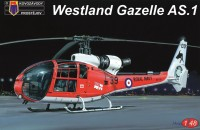 KPM4812 Westland Gazele AS.1
