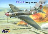 72079  Yak-9 (early series)