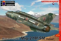 KPM0098 MiG-21M/SM Fishbed  Russian special
