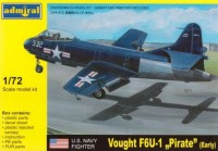 ADM7211  Vought F6U Pirate Early