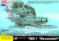 ADM7215  TBD-1 Devastator At war