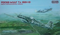 Focke-Wulf Ta-152H-10  High reconnaissance version