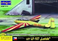 ADM7219  Letov LF-107 Lunak International