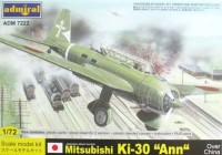 ADM7222  Mitsubishi Ki-30 Ann over China