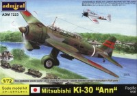 ADM7223  Mitsubishi Ki-30 Ann Over Pacific