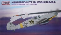 "Messerschmitt Bf-109G-6/R-3/R-6 ""JG 301/2 Night defenders"""