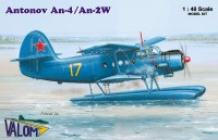 48004   Antonov An-2 (floats)