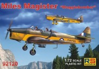 "92120  Miles Magister ""Maggiebomber"""