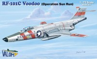 72131 RF-101C Voodoo (SUN-RUN)