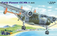 72136 Scottish Aviation Twin Pioneer CC.Mk.I (RAF)