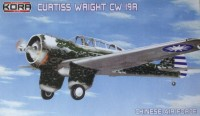 Curtiss Wright CW-19R Chinese Air Force
